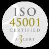 A3CERT_ISO 45001