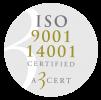A3CERT_ISO 9001, 14001